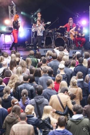 Koncertas VASAROS terasoje 2014